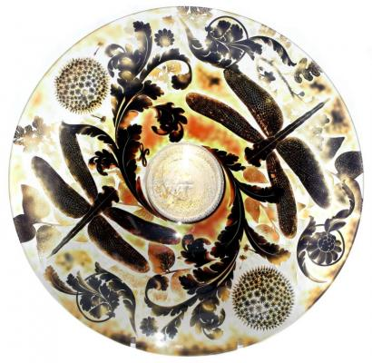 Dragonfly Mosaic platter
