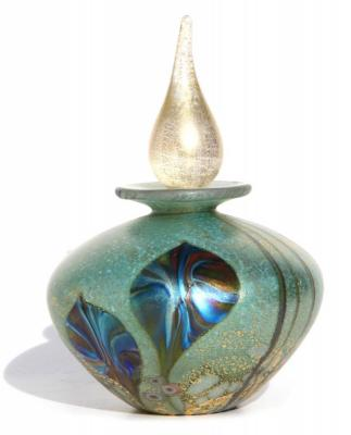 Eden Glass Perfume bottle