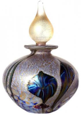 Eden Glass Perfume Bottle