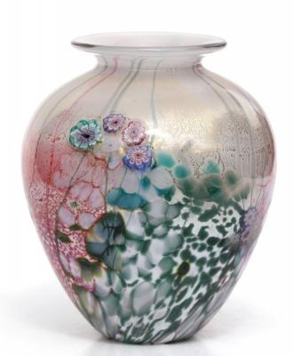 Wilderness Amphora vase